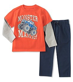 Kid's Headquarters Baby Boys' Monster Maniac Set