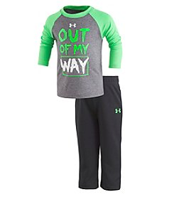 Under Armour Baby Boys' Out Of My Way Pants Set