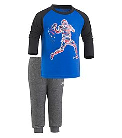 Under Armour Baby Boys' Illuminated Quarterback Jogger Set