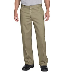 Dickies Men's Big & Tall Loose Fit Double Knee Work Pants