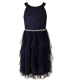 Speechless Girls' 7-16 Sleeveless Dress