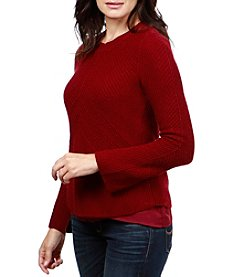 Lucky Brand Nico Pullover Sweater