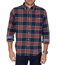 Nautica Men's Long Sleeve Button Down