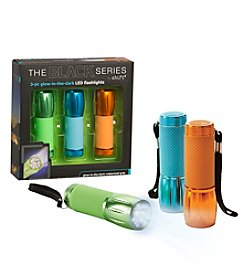 Black Series Merchsource 3-Piece Glow In The Dark Flashlights
