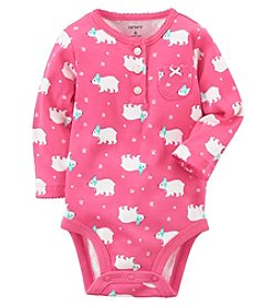 Carter's Baby Girls' Polar Bear Collectible Bodysuit