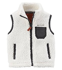 Carter's Baby Boys' Zip Up Vest