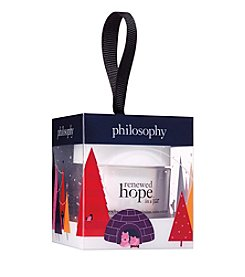 philosophy Renewed Hope In A Jar Moisturizer Gift