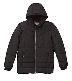 MICHAEL Michael Kors Boys' 8-20 Basic Puffer Jacket