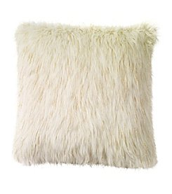 Christiana Faux Fur Decorative Pillow