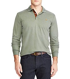 Polo Ralph Lauren Men's Soft Touch Long Sleeve Polo