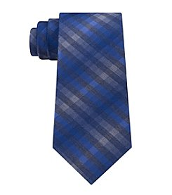REACTION Kenneth Cole Men's Ombre Check Tie