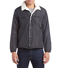 Levi's® Men's Sherpa Coach Trucker Jacket