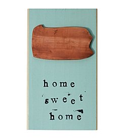 Mud & Maker Home Sweet Home Wall Decor