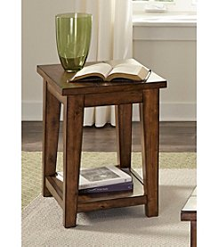Liberty Furniture Lancaster Chairside Table