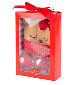 Cuddle Bear Reindeer Box Set