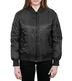 William Rast Women's Aviator Flight Jacket