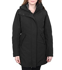 William Rast Women's 3-in-1 Storm Coat