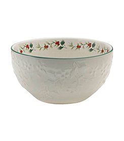 Pfaltzgraff Embossed Bowl