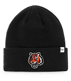 '47 Brand NFL® Cincinnati Bengals Men's Raised Cuffs Knit Beanie