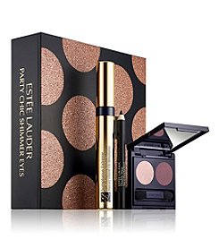 Estee Lauder Party Chic Shimmer Eyes Set (A $52 Value)
