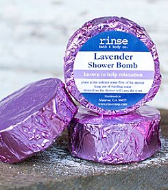 Rinse Bath & Body Co. Lavender Shower Bomb