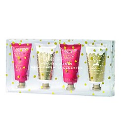 Tricoastal Lila Grace 4 Piece Healing Hands Hand Cream Collection Set