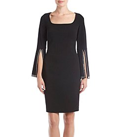 Calvin Klein Jewel Sleeve Dress