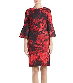 Calvin Klein Floral Printed Dress