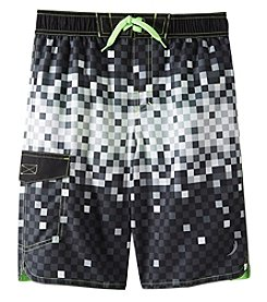 Exertek Boys' 8-20 Cargo Swim Trunks