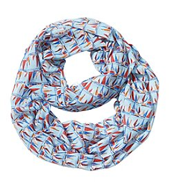 Collection 18 Sailboats Infinity Scarf