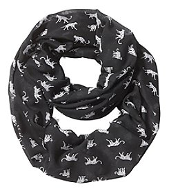 Collection 18 Panther Loop Scarf
