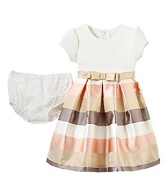 Bonnie Jean Baby Girls' 12M-24M Cap Sleeve Dress