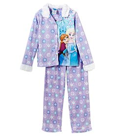Disney Girls' 4-10 Frozen Sisters Bond Pajamas