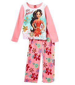 Disney Girls' 4-8 Elena Of Avalor Pajamas