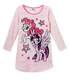 My Little Pony Girls' 4-8 Totally Awesome Pajamas