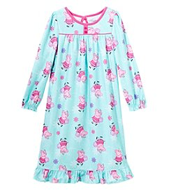 Nickelodeon Girls' 2T-4T Peppa Pig Pajama Gown