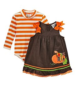 Rare Editions Baby Girls' 12M-24M 2 Piece Jumper and Dress