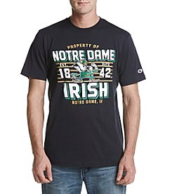 Champion NCAA® Notre Dame Men's Short Sleeve Graphic Tee
