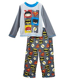 Justice League Boys' 2T-4T Pajamas