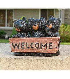Sunjoy Welcome Bears Statue