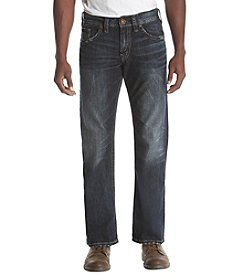 Silver Jeans Co. Men's Relaxed Fit Straight Leg Jeans