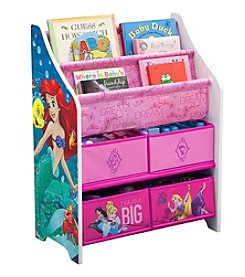 Disney® Princess Book and Toy Organizer