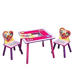 Nick Jr. PAW Patrol® Skye and Everest Table and Chair Set with Storage
