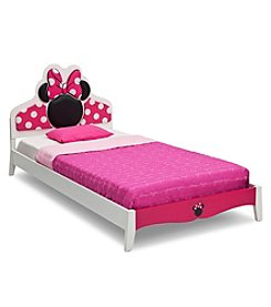 Disney® Minnie Mouse® Wood Twin Bed