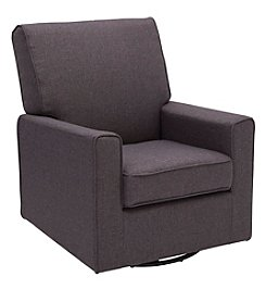 Delta Children Eva Upholstered Glider