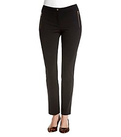 Calvin Klein Crepe Ankle Pants