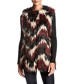 Fever Faux Fur Vest