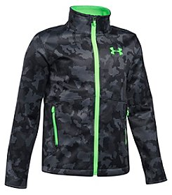 Under Armour Boys' 6-20 CGI Softershell Jacket
