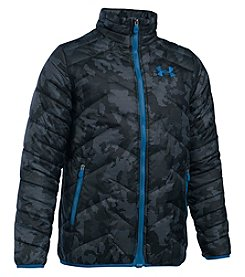 Under Armour Boys' 6-20 ColdGear® Reactor Jacket