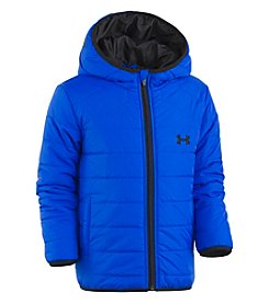 Under Armour Boys' 2T-4 Feature Puffer Jacket